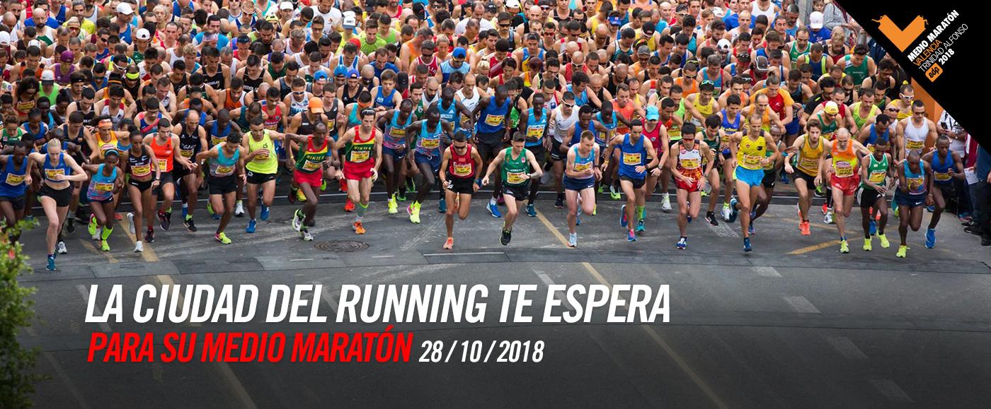 Media Maratón de Valencia